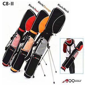 C8 Ii Golf Practice Range Bag Sunday Stand Pencil Sarry