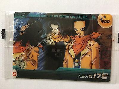 100% Waar Dragon Ball Gt Morinaga Wafer Card 400 (new/neuf)
