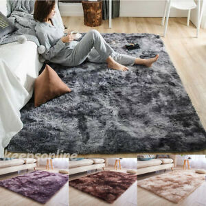 Gy Fluffy Rugs Anti Skid Area Rug
