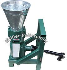 PELLETPRESSE Pellet Mill HOLZ PELLET TIER FUTTER PELLETS PTO 150 Ø 150mm Ø  6mm