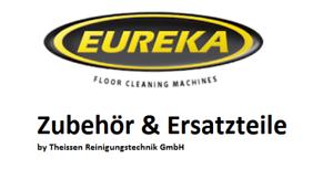 Eureka Walzenbürste Tynex EC 51//52 Top Rolltreppen//Fahrsteig-Reinigungsautomat