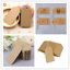 100Pcs-Price-Labels-Cards-Kraft-Paper-Hang-Tags-Gift-Party-Art-Business-3Colors thumbnail 5