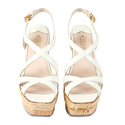 CORK Wedge Sandals Shoes 39