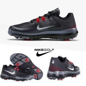TW 15 Golf Shoes Wide 704885 001 Black