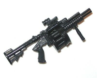 """MGL Multi-Shot Grenade Launcher - 1:18 Scale Launcher for 3-3/4"""" Action Figures"""