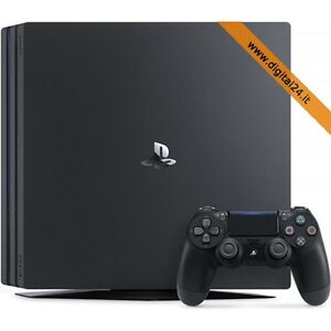 Console-Sony-PlayStation-4-Pro-1-Tb-A-Chassis-Nero-ITA