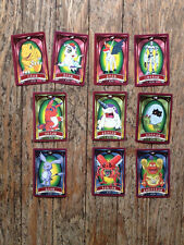 Digimon Trading Gate Cards Complete Set Japanese Digitamamon Elecmon Gazimon