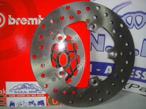 DISCO FRENO BREMBO ANTERIORE BMW 200 C1 01/>  68B407G2