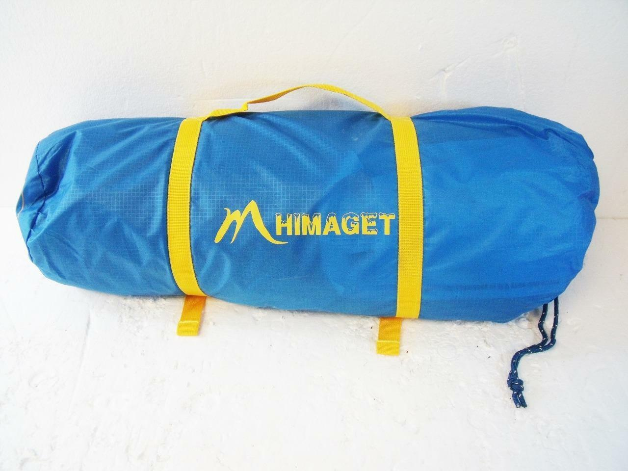 Himaget 2-Person Dome  Tent w  Carry Bag Camping, Hiking Aluminum Pole Frame New  outlet sale