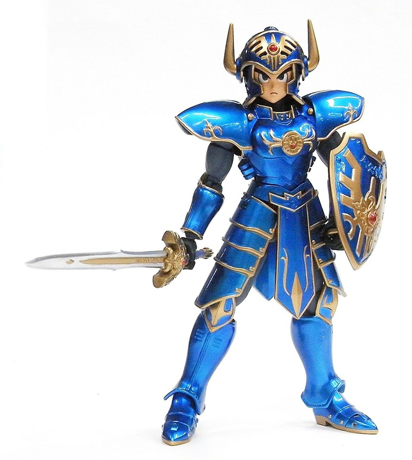 Dragon Quest 25th Legendary Armor Returns Lotto Equipment Figure Japan RARE NEW