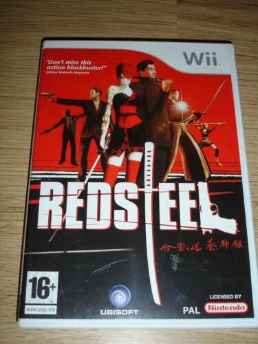 1 of 1 - Red Steel (Nintendo Wii, 2006) - Complete