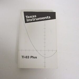 Texas instruments ti-83 plus graphing calculator | western.