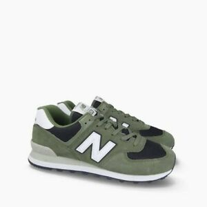info for 3d79e ebc6e Details about New Balance Classic Men's Trainers Olive Size 8.5 US/ 8 UK