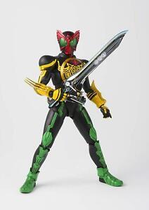SH Figuarts Kamen Rider Shinkocchou Seihou OOO Tatoba Combo 000 Action Figure