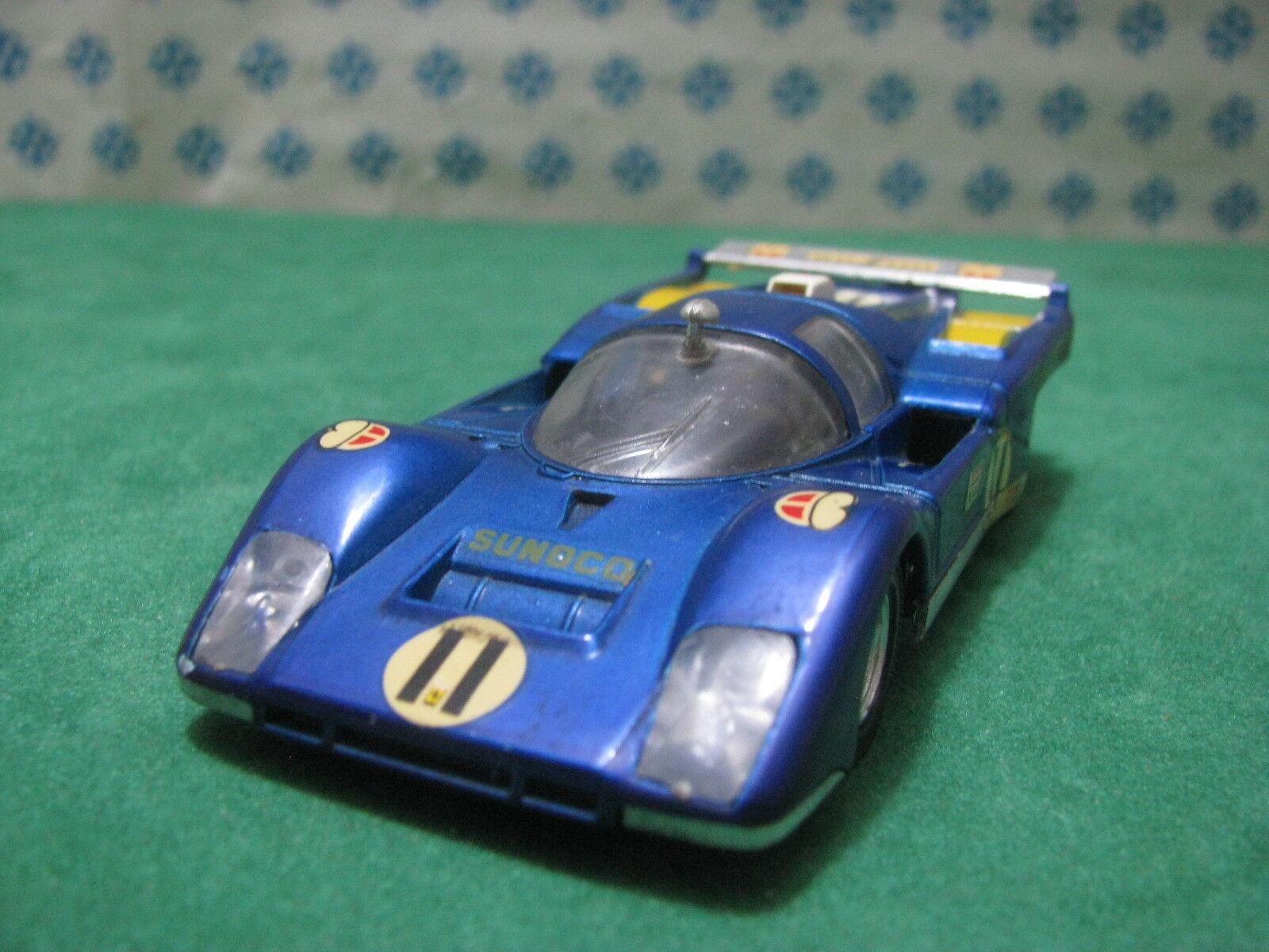 Vintage -  FERRARI 512 M Sunoco    - 1 43 Solido Ref. 197