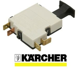 Karcher-66315490-Interrupteur-ON-OFF-marche-arret-4-contacts-GP-6-631-549-0