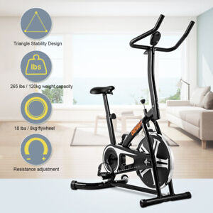 Stationary-Indoor-Exercise-Bike-Cycling-Fitness-Cardio-Training-Workout-OT077