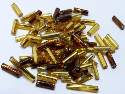7mm Tubo semilla rocail granos Preciosa Ideal Para Navidad Ángeles-se vende en pack de 20G