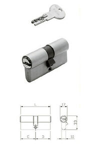 Iseo-Cylinder-Lock-Spot-On-2-3-16in-28-28-Profile-European-R6-Key-6spine