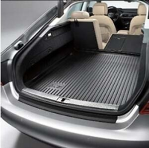 Audi A7 S7 Rs7 2012 2016 Oem Cargo Liner Trunk Boot Mat