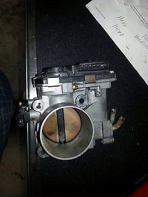 THROTTLE BODY TL 985535 04 ASSY RAN NICE 2004