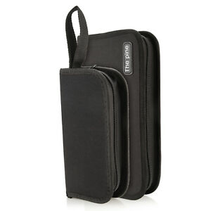 2-Sizes-New-Black-Zipper-Case-Bag-For-Watch-Repair-Tool-Kit-Watchmaker-039-s-Tools