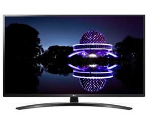 """TV LG 43UM7400 109,2 cm (43"""") 4K Smart TV Wifi Negro Inteligencia artificial"""