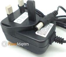 9v Alesis QX61 MIDI Keyboard ac/dc power supply cable adaptor