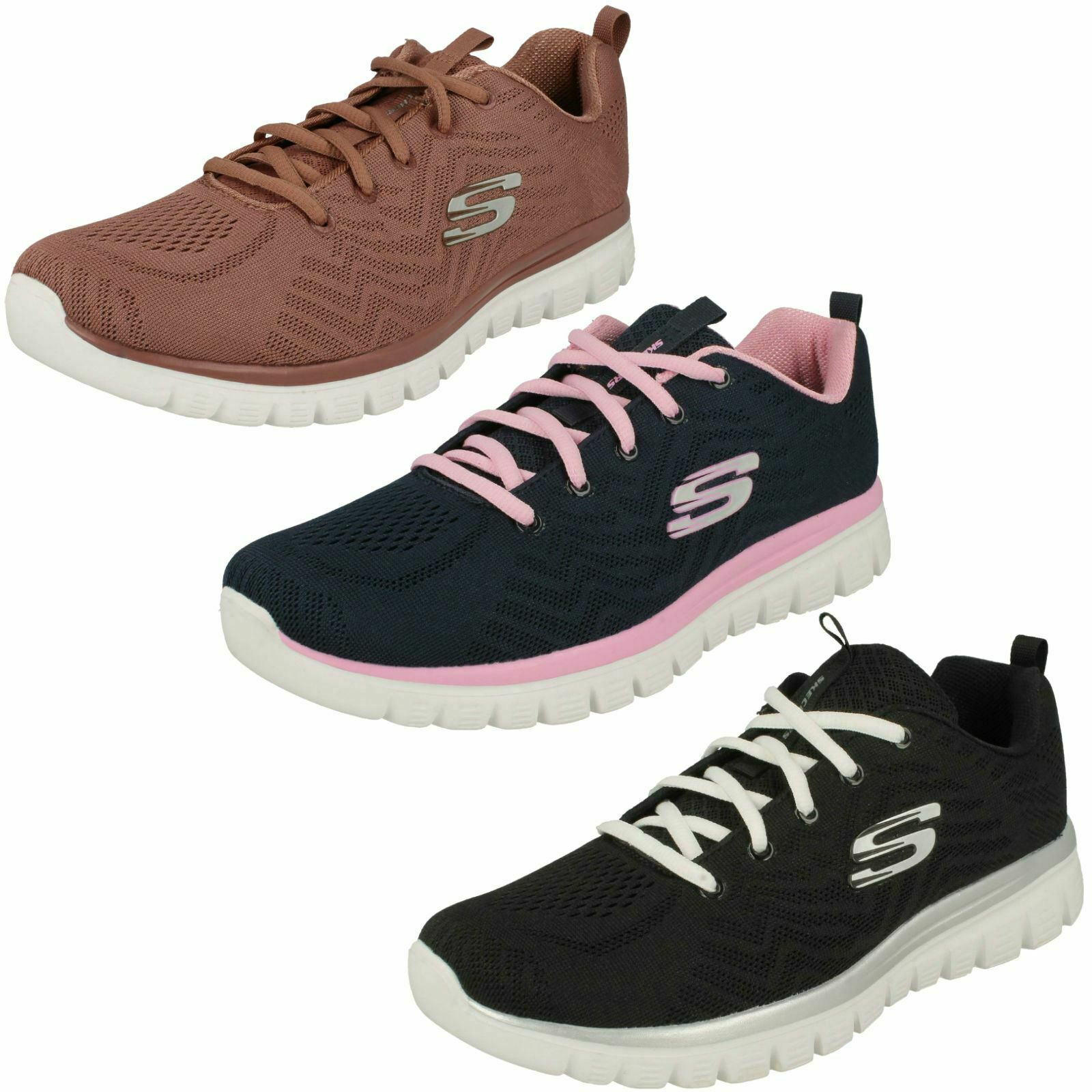 Womens Skechers Graceful Get Connected