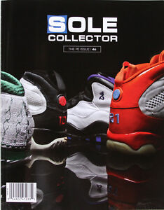caad2757fd7c Sole Collector Magazine Issue 46 Air Jordan PE Player Exclusive ...