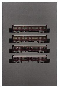 Kato 10-1279 Hankyu Voie Ferroviaire Séries 9300 4 Voitures Add-on Set (
