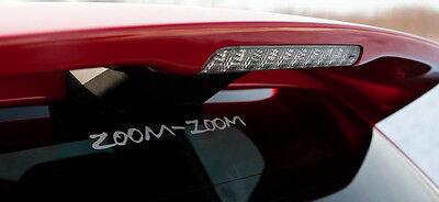 Zoom Zoom Sticker Decal Mazda Mazdaspeed 3 6 Protege Miata