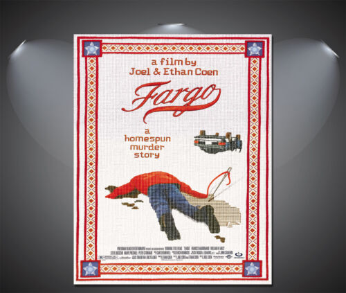 A4 available A3 A1 A2 Fargo Vintage Movie Poster