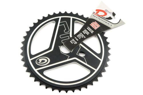DIAMOND BACK BMX 44 Dents BMX race Chaîne Bague Roue en Alliage Léger Noir 50/% off