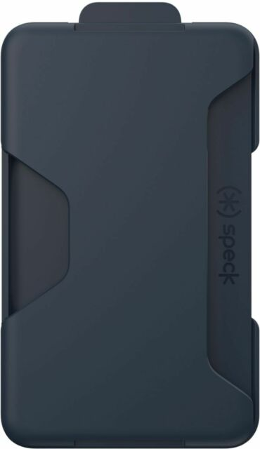 Speck - LootLock Stick-On Wallet for Most Smartphones - Eclipse Blue