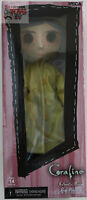 Neca Coraline Le Tim Burton Prop Replica Movie 2013 9 Inch Poseable Doll