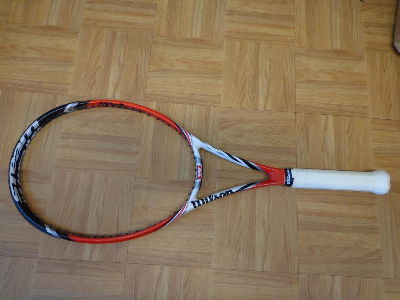Wilson STEAM 99S headsize SPIN 99 head 4 4 4 1/4 grip Tennis Racquet cefbf0