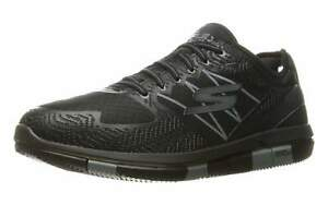 newest details for authentic quality Details zu Skechers Mens Black Grey Go Flex Walk Aviator Trainers [54011]
