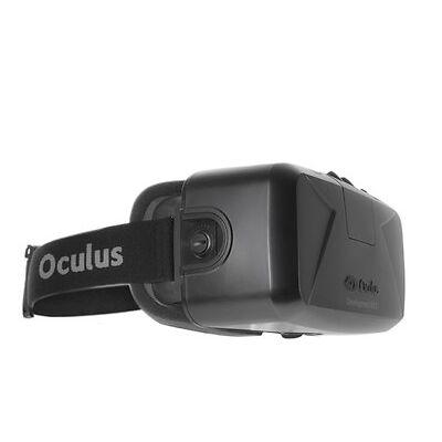 NEW Oculus Rift DK2 Development Kit, Virtual Reality VR Headset