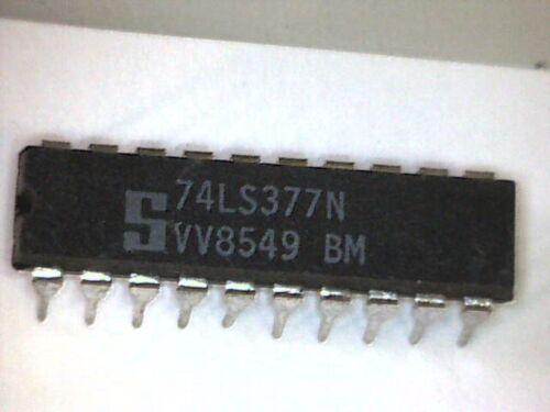 74LS377N OCTAL D-FLIP FLOP DIP-20