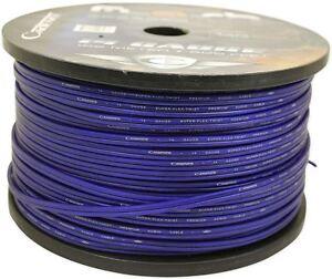 Cadence-14-AWG-Gauge-30-Foot-Blue-Car-Speaker-Wire-True-Gauge-Wire