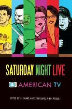 NEW - Saturday Night Live and American TV