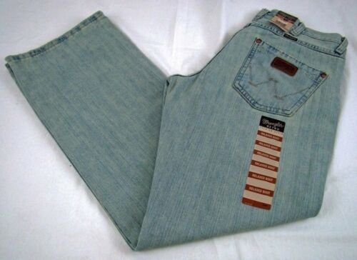Mens Wrangler Western Retro Mid Rise Boot Cut Relaxed Jeans WRT20BW Size 29-36