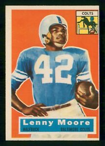 LENNY-MOORE-RC-1956-TOPPS-1956-NO-60-EXMINT-26409