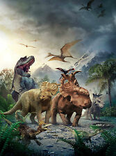Walking With Dinosaurs A3 260GSM Poster