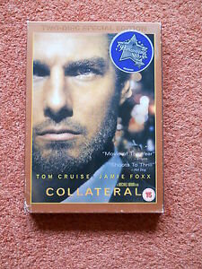 Collateral 2 Disc DVD - <span itemprop=availableAtOrFrom>Saltford, Bristol, United Kingdom</span> - Collateral 2 Disc DVD - Saltford, Bristol, United Kingdom
