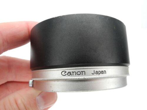 FL 135mm f//2.5 #2 Canon T-60-2 Camera Lens Hood For FL 85mm f//1.8