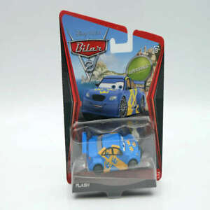 Disney-PIXAR-Cars-2-Super-Chase-Flash-Mattel-Diecast-limitada-Edtition-Juguetes-Coche