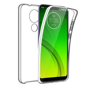 Sdtek Case For Motorola Moto G7 Power Full Body 360 Gel Cover Front And Back Ebay