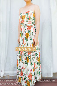 BNWT-RRP-139-99-FOREVER-NEW-Ashby-Maxi-Floral-Dress-Size-16